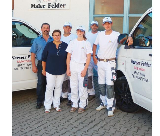 Team Maler Felder aus Weiler